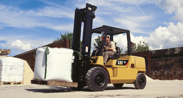 CAT® DP50N 5 tonne diesel