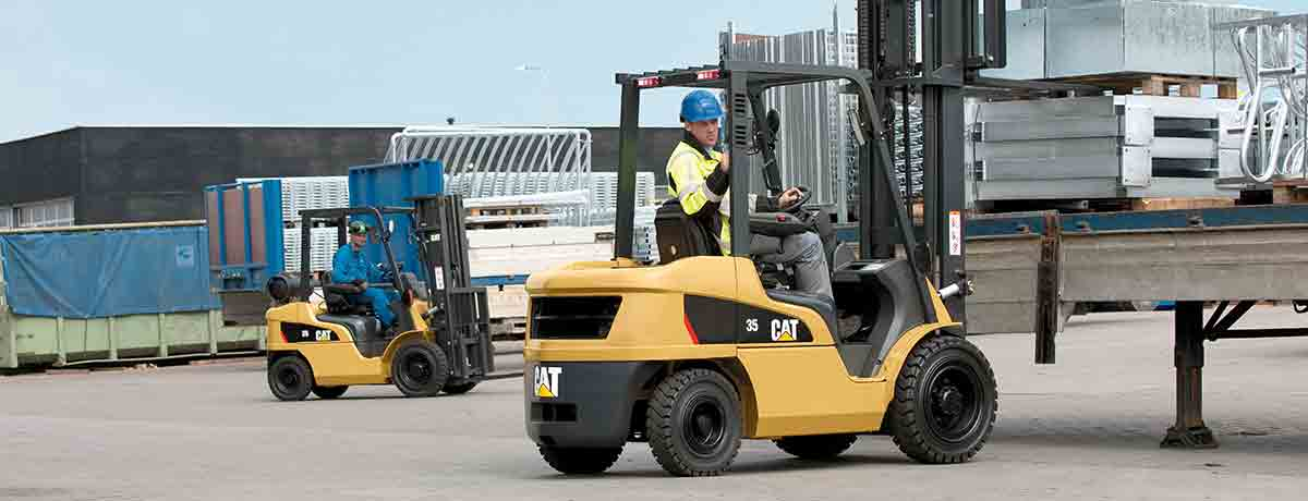 Forklift truck maintenance & operations